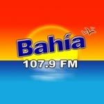 Logo da emissora Radio Bahia 107.9 FM