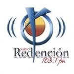 Logo da emissora Radio Redención 103.1 FM