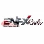 Logo da emissora Radio ENFX