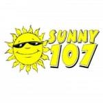 Logo da emissora KKRB 107 FM