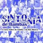 Logo da emissora Rádio Sintonia de Bambas