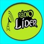 Logo da emissora Rádio Líder 102.5 FM