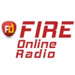 Logo da emissora Fire Online Radio