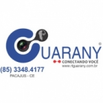 Logo da emissora Rádio Guarany 106.3 FM