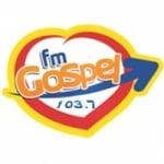 Logo da emissora Rádio FM Gospel 103.7 FM