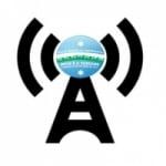 Logo da emissora Rádio Deus é a Verdade