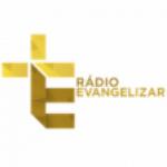 Logo da emissora Rádio Evangelizar 1430 AM