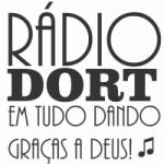 Logo da emissora Rádio Dort