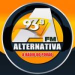 Logo da emissora Web Rádio Alternativa 93