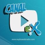 Logo da emissora Canal Ex