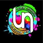Logo da emissora Unidos FM