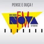 Logo da emissora Nova FM Studio