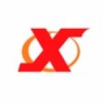 Logo da emissora Rádio X