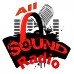 Logo da emissora Allsound Radio