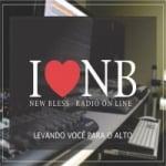 Logo da emissora New Bless
