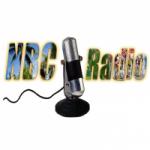 Logo da emissora NBC Radio Broadcasts 107.5 FM