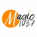 Logo da emissora Radio Magic 103.7 FM
