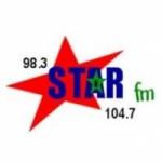 Logo da emissora Radio Star 98.3 FM