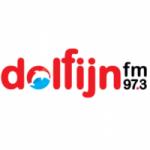 Logo da emissora Radio Dolfijn 97.3 FM