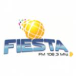 Logo da emissora Radio Fiesta 106.3 FM