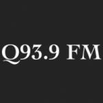 Logo da emissora Radio Q 93.9 FM
