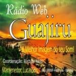 Logo da emissora Rádio Web Guajiru