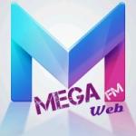 Logo da emissora Mega Web FM