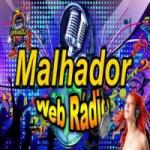 Logo da emissora Malhador Web Rádio