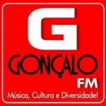 Logo da emissora Gonçalo FM