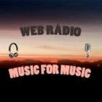 Logo da emissora Music For Music