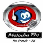 Logo da emissora Melodia FM
