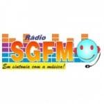 Logo da emissora Rádio SG FM