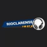 Logo da emissora Radio Rioclarense 87.9 FM