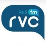Logo da emissora Rádio Vera Cruz 96.5 FM