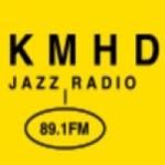 Logo da emissora KMHD 89.1 FM
