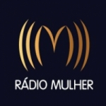 Logo da emissora Rádio Mulher  FM