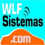 Logo da emissora Rádio WLF Sistemas