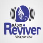 Logo da emissora Rádio Reviver na França