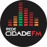 Logo da emissora Rádio Cidade 102.1 FM