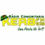 Logo da emissora Rádio Kerb 87.9 FM
