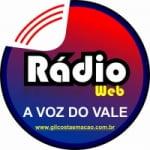 Logo da emissora Rádio Web a Voz do Vale