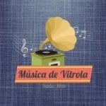 Logo da emissora Música de Vitrola