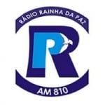 Logo da emissora Rádio Rainha da Paz Esporte