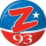 Logo da emissora Radio Zeta 93.3 FM