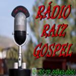 Logo da emissora Rádio Raiz Gospel