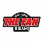 Logo da emissora The Fan 610 AM WFNZ