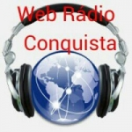 Logo da emissora Web Rádio Conquista
