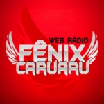 Logo da emissora Rádio Fênix Caruaru
