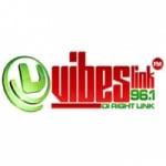 Logo da emissora Radio Vibes Link 96.1 FM