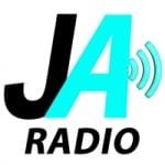 Logo da emissora Radio JA